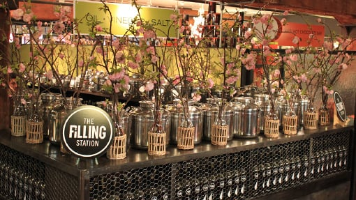 the filling station NYC