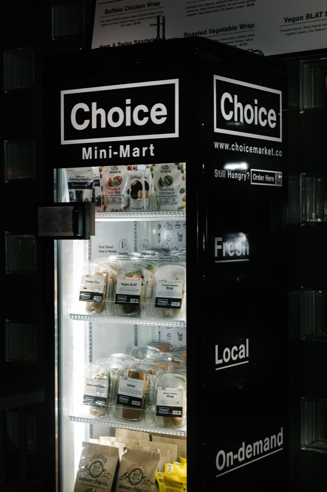 choice mini market